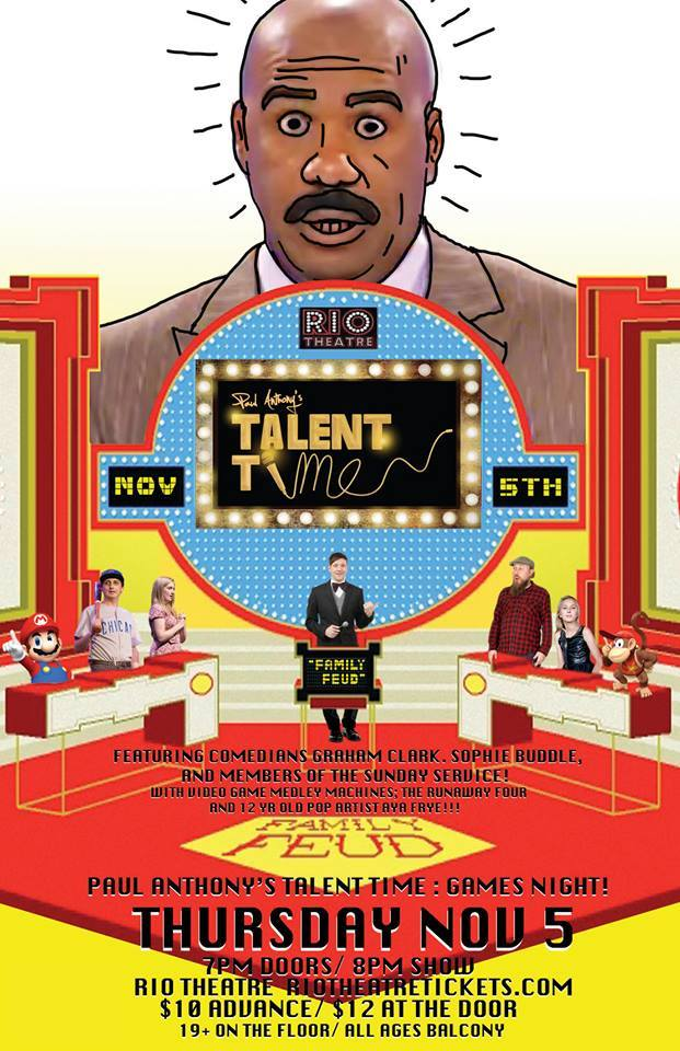 2015-11-05 Talent Time