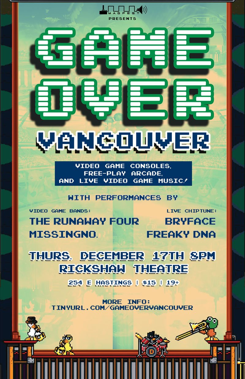 2015-12-17 Game Over Vancouver 2015